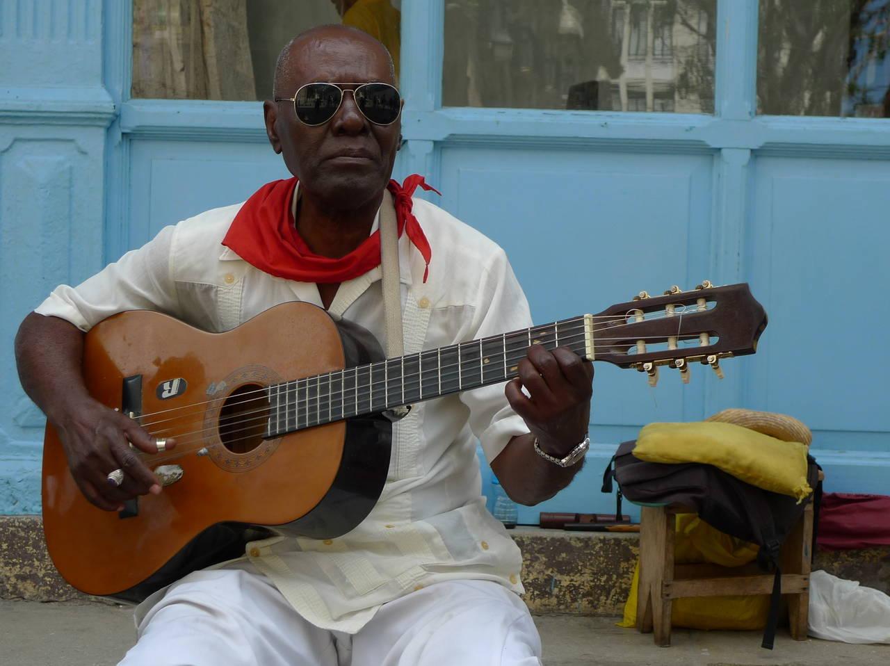 A La Havane la musique est partout