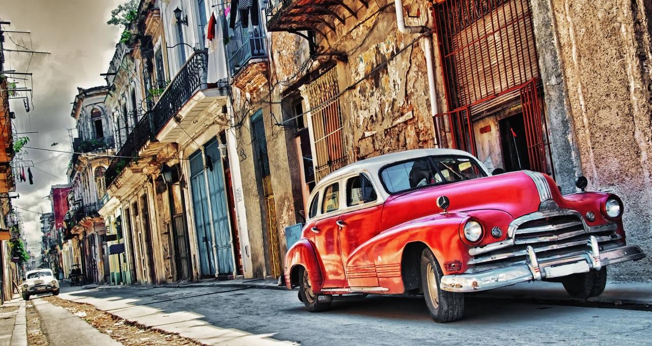 Habana Vieja comme on l'aime